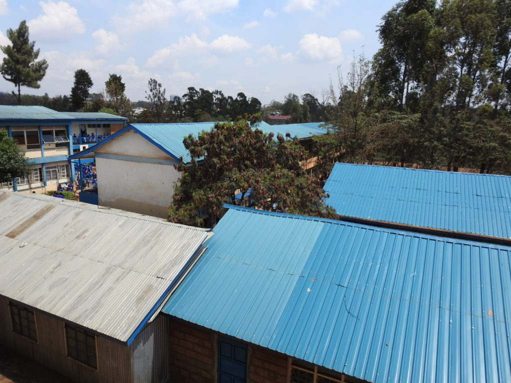 RGI roofing project