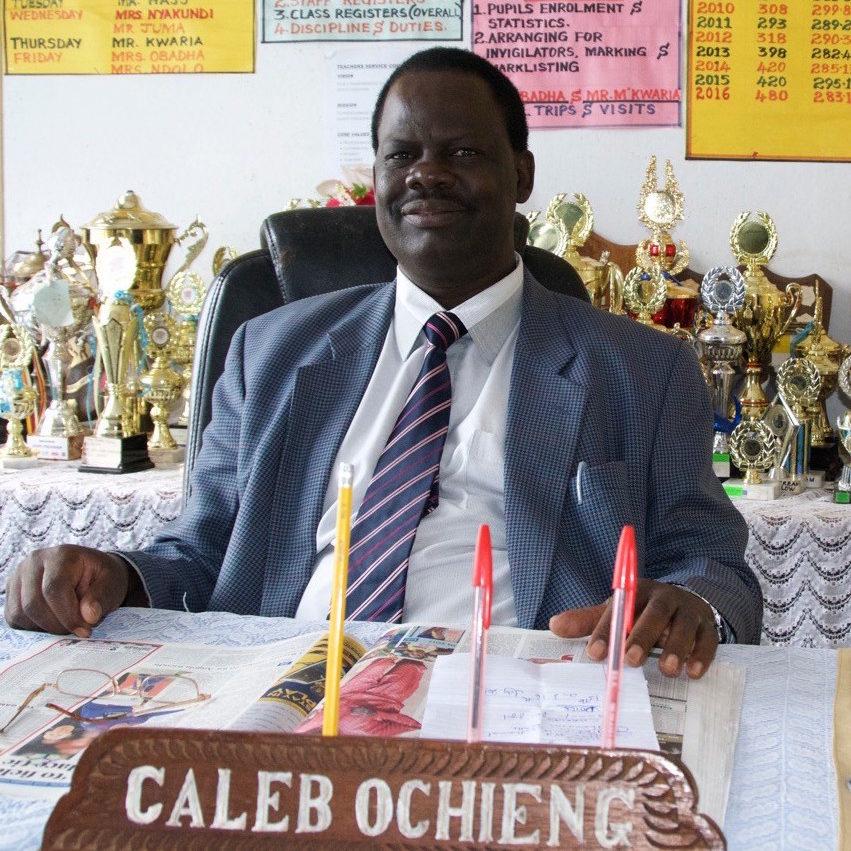 Caleb Ochieng